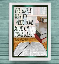 The Simple Way To Write Your Book On Your Name