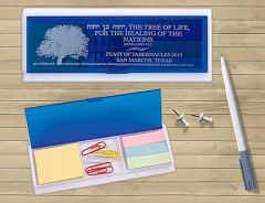 Ruler/Post It Set